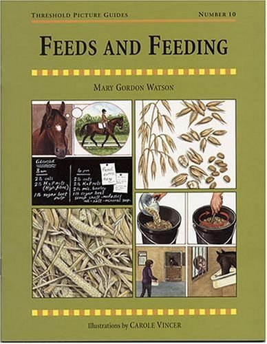 horses and ponies book. feeding horses and ponies.